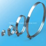304 Releasable Band van de Kabel van het Roestvrij staal voor Sluiten zonder Terugtocht