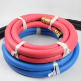 Tuyau en caoutchouc isolé en fibre de tuyau en caoutchouc haute pression avec ce et ISO 9001