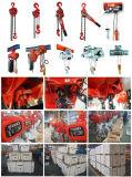 Kixio 3ton établissant le bloc à chaînes manuel industriel avec l'embrayage de surcharge