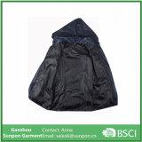 Tecido de nylon com casaco de chuva de revestimento PU