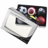 ゴルフ小型球の一定のスポーツのゴルフ・ボールのギフトセット