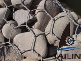 Sailin 6각형 철사 그물세공 또는 Gabion 철망사