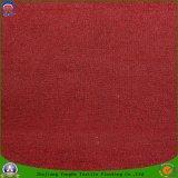 Tissu imperméable à l'eau de polyester tissé par textile enduit s'assemblant le tissu de rideau en arrêt total