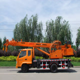 2017 Hot Sales Mobile Truck Crane en China Fabricante