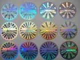 Etiquetas engomadas de encargo del holograma de la seguridad al por mayor 3D para empaquetar
