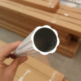 팔각형 알루미늄 합금 커튼을 거는 막대 또는 폴란드 (01T0005)
