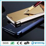 Clear View Mirror Flip Smart Phone Case pour iPhone 6 7 Plus