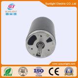 motor eléctrico del cepillo de la C.C. de 24V 77m m para las piezas industriales