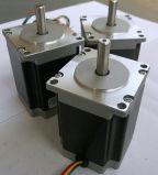 Motore elettrico coppia di torsione ibrida del motore passo a passo del NEMA 24 di grado 60mm di fabbricazione 1.8 della Cina di alta con il prezzo poco costoso
