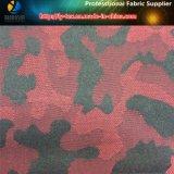 Poliéster / algodón hilado teñido disruptiva patrón de tejido jacquard