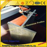 OIN profil en aluminium industriel de fente de la barre T de 9001 T pour la construction