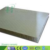 El panel de emparedado del panal de la fibra de vidrio de FRP con base de los PP
