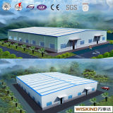 Constructeur sur un seul point de vente de construction de structure métallique de fournisseur