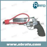 Serratura di sicurezza stampata il nero della pistola del cavo