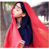 Чисто шарф вискозы 2016 цвета 100% самый популярный с дешевым ценой