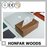 Коробка ткани грецкого ореха сбор винограда деревянная для трактира дома гостиницы