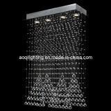 Lámpara cristalina moderna decorativa de gama alta Aq88202