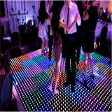 Tijolo de Luz LED do Clube Noturno com Assoalho do Diodo Emissor de Luz de DMX para Festa