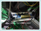 A&N 300Wの高精度のファイバーレーザーの打抜き機