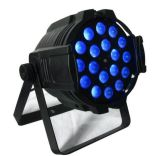 A PARIDADE lisa clara UV do diodo emissor de luz do diodo emissor de luz da luz RGBWA do estágio do zoom da PARIDADE do diodo emissor de luz pode para o disco do DJ do casamento