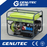 gruppo elettrogeno portatile della benzina di 5.5kVA 5kw 5.5kw con il motore a benzina 15HP