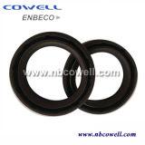 Anéis do selo do óleo dos anéis-O do Cr NBR EPDM de Nr dos anéis-O da borracha de silicone