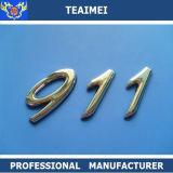 Значки эмблемы автомобиля автозапчастей стикера тела логоса автомобиля 911