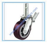 Constructeur durable sûr de roue de chasse d'échafaudage