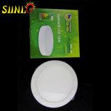 18W Suface-Tipo pequeño techo ligero circular del panel del LED