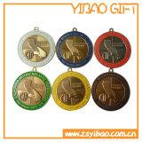 Heißer Verkaufs-kundenspezifisches Zink-Legierungs-Metallmedaillen-Medaillon (YB-m-012)