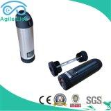 Lithium-elektrische Fahrrad-Bewegungsbatterie mit Flaschen-Typen Fall