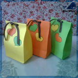 印刷のカスタムペーパーショッピング・バッグのギフトの紙袋