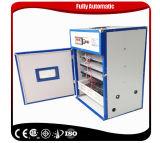 Plus défunt incubateur approuvé utilisé qualifié utile Libéria d'oeufs de la CE de thermostat