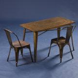 Стул таблицы кафа мебели металла индустрии установил для сбывания (SP-CT676)