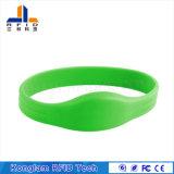 Просто Wristband шелковой ширмы франтовской RFID для купать центры