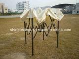 tuin Gazebo van het Frame van het Staal van 3X3m de Openlucht Vouwende
