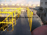 Anti-Slip решетка дорожки/усиленный волокном настил решетки/подиума
