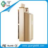 Nuevo purificador del aire del filtro del uso HEPA del hogar del diseño con la red activa del carbón