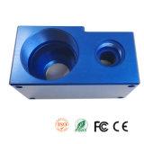Précision de usinage précise de commande numérique par ordinateur anodisant/pièces en aluminium anodisées
