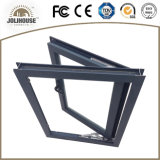 Het Vervaardiging Aangepaste Openslaand raam van uitstekende kwaliteit van het Aluminium