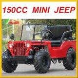 jipe de venda quente Willys de 110cc 125cc 150cc mini para a criança