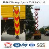 Caminhão aéreo vertical hidráulico da plataforma de funcionamento de Dongfeng DFAC Dfm 8-12m