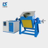 Плавильная электропечь деятельности 15kw горячего сбывания легкая для стальной меди алюминия утюга