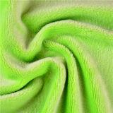 De Gebreide Stof van Velboa Polyester