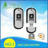 Fabbricazione incisa della modifica di cane di nome/Pet/ID dell'incisione di Enael/laser del rifornimento