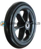 手押し車のトロリーのための7インチPUの泡の車輪