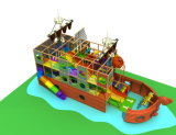 China-Fabrik-Preis-Kinder InnenPlayset Seil, das Innenspielplatz klettert