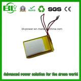 Bateria do íon de /Lithium da bateria do polímero do lítio da bateria 3.7V 1400mAh do Li-íon do polímero (802243)