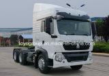 Sinotruk HOWO-T5g 336HP Traktor-LKW des Traktor-Kopf-6X4