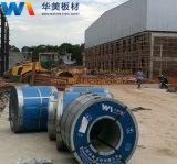 Aço revestido PPGI da cor de aço da telhadura do material de construção da alta qualidade